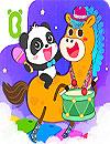 Baby Pandas Music Party