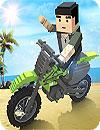 waptrick.one Blocky Moto Bike Sim Summer Breeze