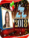 waptrick.one New Year 2018 Photo Frames