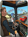 waptrick.com In Truck Driving Games Highway Roads and Tracks