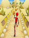 Subway Alien Run