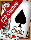 waptrick.com 120 Card Games Solitaire Pack