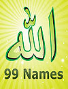 waptrick.com 99 Allah Names Islam