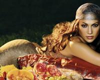 Beautiful Gipsy Jennifer Lopez