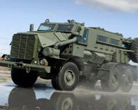 Casspir MK6 Armored Vehicle