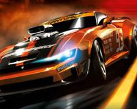 Race Car Racing Large
