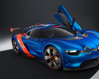 Best Concept Cars Blue
