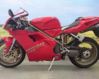2000 Ducati 748 Biposto