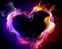 Heart Of Flame
