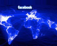 Facebook All Over The World