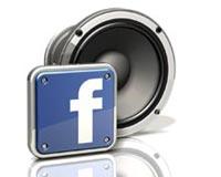 Facebook And Speaker