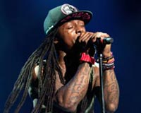 Lil Wayne Live Performance