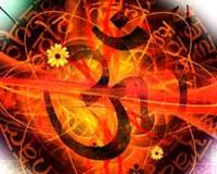Om Hindu Symbol 02