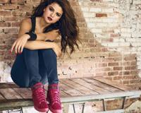 Selena Gomez Brunette