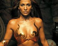 Bronze Jennifer Lopez