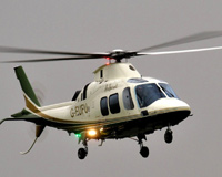 Eight Seater Helicopter