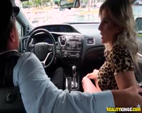 borwap.net Nymphomaniac Cougar Jumps On Her Driver 2
