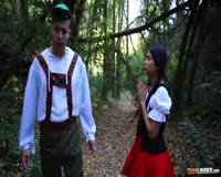 borwap.net Hansel Gets Fucked By The Ugly Witch 1