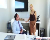 borwap.net Horny Office Slut Takes The Medicine Anally